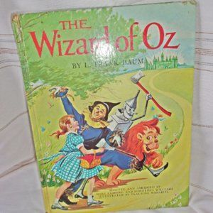 """1962 First Edition """"The Wizard of Oz"""""""